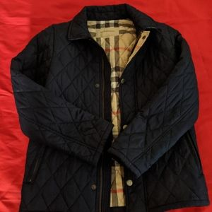 Burberry quilted jacket for girl